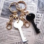 Keyモチーフキーホルダー