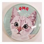 猫マグネット Cat meow