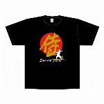 【特価20%OFF】招き猫Tシャツ 黒  S