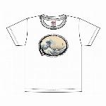 北斎 子供Tシャツ 100