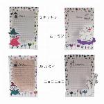 【ムーミン】ムーミン メッセージ付きフラワーピック