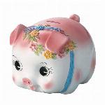 【ピギーバンク】豚 貯金箱