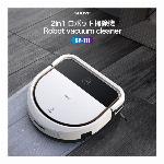 2in1ロボット掃除機 Dタイプ 薄型 水拭き SY-111