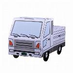 hacomo 工作の素 トラック