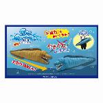 Sea Creatures BIGぬいぐるみ やさぐれシャーク/やさぐれウツボ