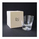 田島硝子 富士山グラス ロックグラス
