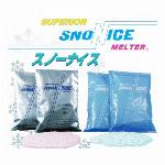 スノーナイス(融雪剤) 25kg(ブルー、ピンク)