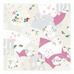 wagashi 和菓子 ストール 12月 金平糖
