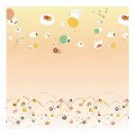 wagashi 和菓子 ハンカチ 2月 団扇