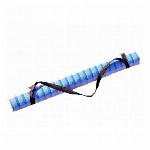 い草スタイルレジャーマット・シート (カラー:ブルー) 持ち運び簡単