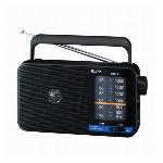 AM/FMコンパクトラジオ