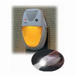 懐中電灯付LEDセンサーライト