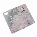 itscorbeille ballet ミラー付きiPhoneカバー 眠れる森の美女【iPhone6,6S,7,8】