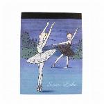 itscorbeille ballet ポップアップメモ 【白鳥の湖】