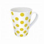 【特価品】ドイツ・KONITZ Points yellow  マグカップ