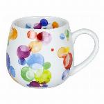 ドイツ・KONITZ カラフルキャスト バブル Soup mug