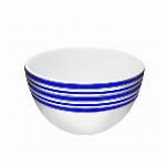 ドイツ・KONITZ Basic Stripes ブルー ボウル