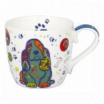 ドイツ・KONITZ カラフルアニマルズ Fish Mug (BC)