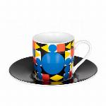 ドイツ・KONITZ Art Mug Al hambra 2 Red Mug