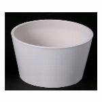 リサイクルポット(ホワイト)アレンジ皿 L