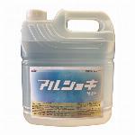 除菌用アルコールスプレー アルジョキ 4.0L【日本製】