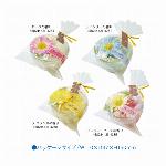 【ガーベラが一輪入っているかわいい香り袋☆】 FP-06 ガーベラサシェ