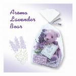【ラベンダーの優しい香りが詰まった封筒型の香り袋です】 LM-04 ラベンダーフ..