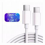 スマホ 充電ケーブル Type-C toType-Cケーブル USB PD対応 充電ケーブル 1m スマホ充電器 充電器 1m
