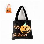 Halloween Bag バッグ ハロウィン ハロウィンティーバッグ カボチャの袋 手提げバッグ