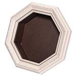 フレーム+紙ボックスロイヤル 8角形 クラシックホワイト YP130237-zzz