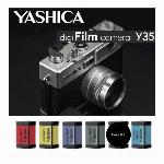 【ヤシカ】カメラ Y35 5 Films
