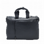 イタリア製カーフ本革3WAYバッグ ビジネス&ショルダー&リュック
