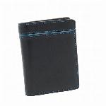 イタリア製 カーフ本革 2つ折り財布