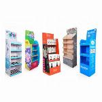 各種類紙什器と各種包装資材 化粧品/食品/雑貨等のパッケージOEM/ODM