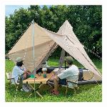 キャンプテント ワンポールテント