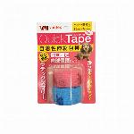 ヴァンテックス ペット・動物用 クイックテープ 自着性伸縮包帯 25mmx3m ..
