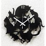 シルエットクロック Silhouette Clock2 <CAT>