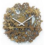 シルエットクロック Silhouette Clock2 <Hawaiian>
