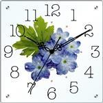 アートフラワークロック 掛け時計ラナンキュラス