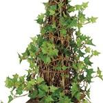 イングリッシュアイビートピアリー 3ケセット インテリアグリーン 造花
